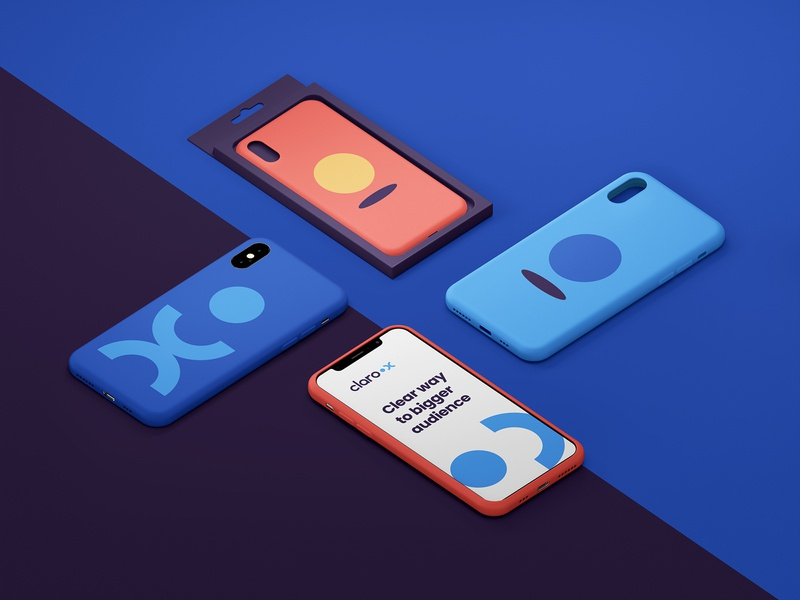 Phone Case & Business Cards for Claroox