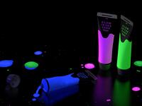 Glow In The Dark Tube   3D Design