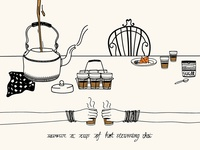 Chai/CHI/ - Tea | Infographic