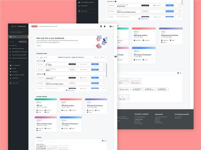 MyCourses - Course Management Platform