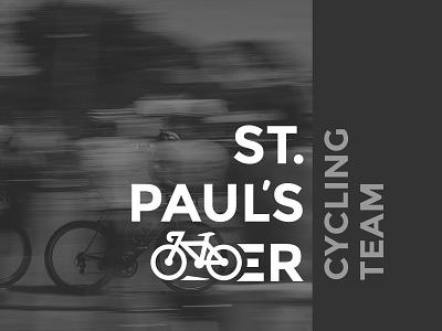 S.P.H.E.R. Cycling Lockup sports race bold hospital team word mark identity logo biking bike cycling