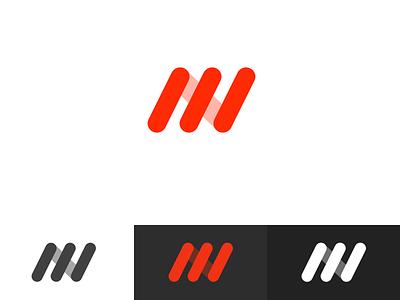 Personal Branding monogram logo personal branding