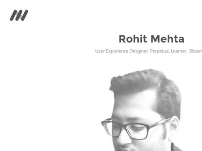 Personal site preview may1reboot portfolio website personal branding bio