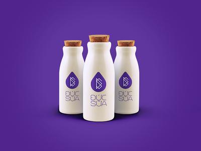 DS Milk Bottle