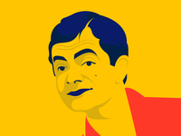 Mr.Bean_Illustration