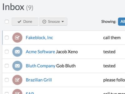 Close.io Inbox email sales closeio crm inbox