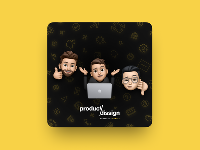 product dissign – Podcast Cover spotify cover spotify branding design logo branding memoji podcast art product dissign diss podcast logo cover podcast