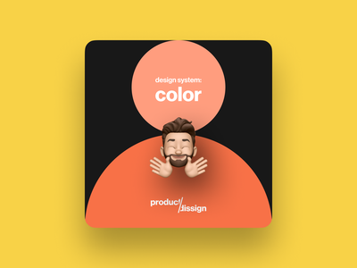 Design System: Color – Figma Community Freebie app design user interface button library component material design ios instagram post onboarding memoji mobile design system freebie figma tutorial color design system