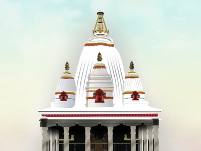 Bungamati illustrations