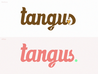 Old logo concept refined (Tangus) 2