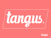 Old logo concept redesigned (Tangus) 3