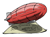 Sketch to Blimp
