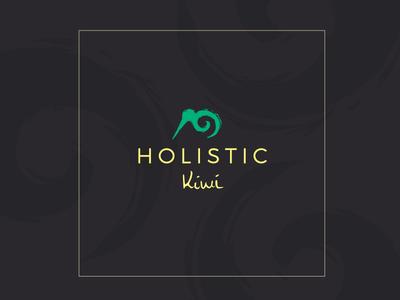 Holistic Kiwi Logo