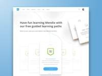 Learn.Mendix.com Homepage