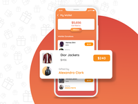 My Wallet For E-Commerce App