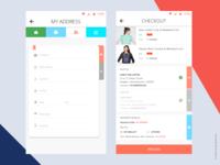 Checkout For E-commerce App