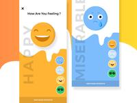 Mood App Concept