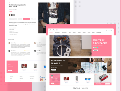 Ecommerce Website homepage rating product card onlineshopping onlineshop landingpage website design website ecommerce app ecommerce booking branding techugo cards uidesign uxdesign color ux interface design ui