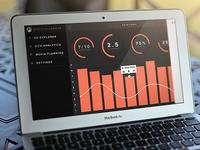 Analytics App UI