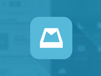 Mailbox for iOS 7 by Tim Van Damme - Dribbble