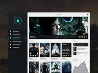 Droppe - Movie Geek App
