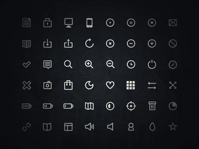 48 Free Icons - Get them!