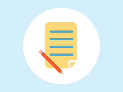 Simple Documents Icon eraser icon documents pencil paper
