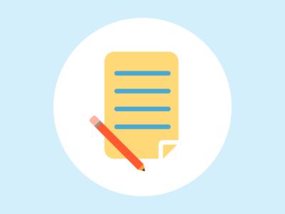 Simple Documents Icon
