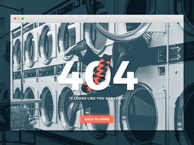 404 Page dailyUI 008 user interface ui 404 dailyui web 008