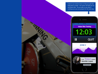 Tambralyn Mobile App Fitness 2