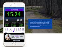 Tambralyn Mobile App Fitness 3