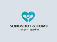 Slingshot + COMC Logo