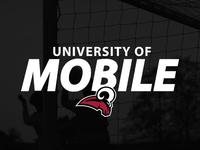 UM Soccer Logo