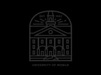 University of Mobile Shirt Design