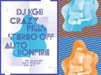 Crazy Pills Poster Series