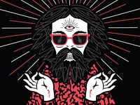 Gaslamp Killer T-shirt Design