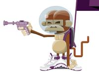 STRDM Monkey