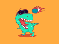 VR Dino