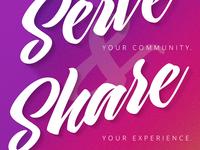 Serve & Share