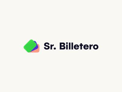 Sr. Billetero — Logo