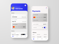 Wireless Account & Payments