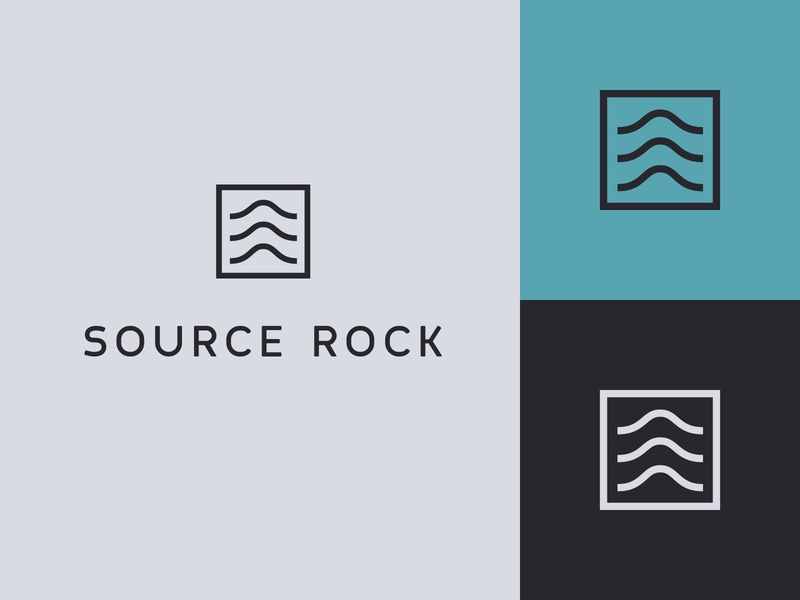 SourceRock Logo