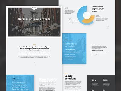 Financial website data visualization data viz graphs finance website design website ui ui design web design uiux design uiux