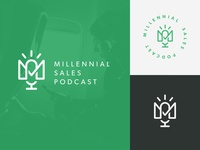 Sales Podcast Logo