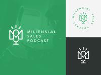 Sales Podcast Logo