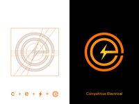Competitive Electrical Design Logo/Identity Development