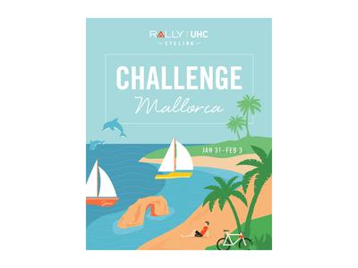 Challenge Mallorca graphic