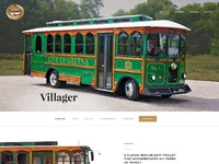 Villager trolley
