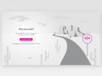 404 Screen