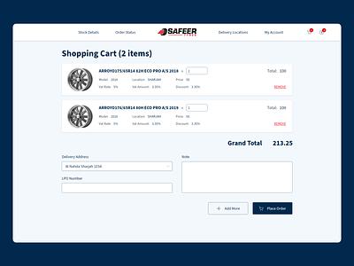 Shopping Cart Page ui cart ui web shopping cart shopping cart